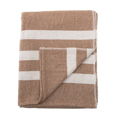 l-appartamento-rimini-cuscino-throw-brown-cotton-coperta-cotone-ruggine-bloomingville-design