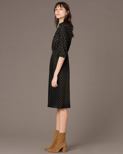 l-appartamento-rimini-dress-abito-sessun-black-plisse-arkadelphia-black-1