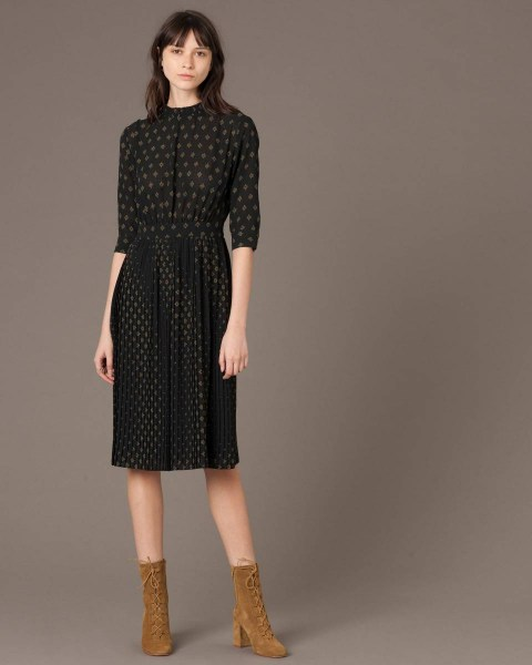 l-appartamento-rimini-dress-abito-sessun-black-plisse-arkadelphia-black