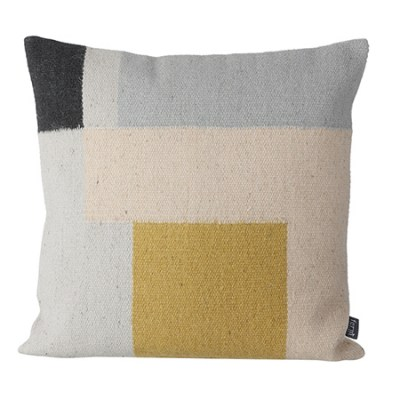 l-appartamento-rimini-ferm-living-cushion-cuscino-kelim-squares-curry-wool-danish-design