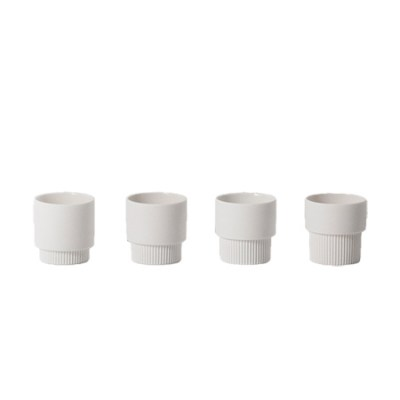 l-appartamento-rimini-ferm-living-groove-espresso-cups-white-porcelain-tazzine-caffe-kitchen-danish-design