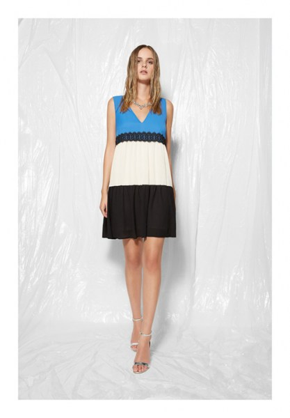 l-appartamento-rimini-rue-bisquit-abito-dress-color-block-light-blue-white-black