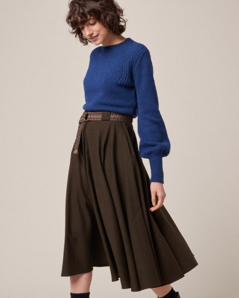l-appartamento-rimini-sessun-irina-skirt-gonna-lana-wool-chocostone