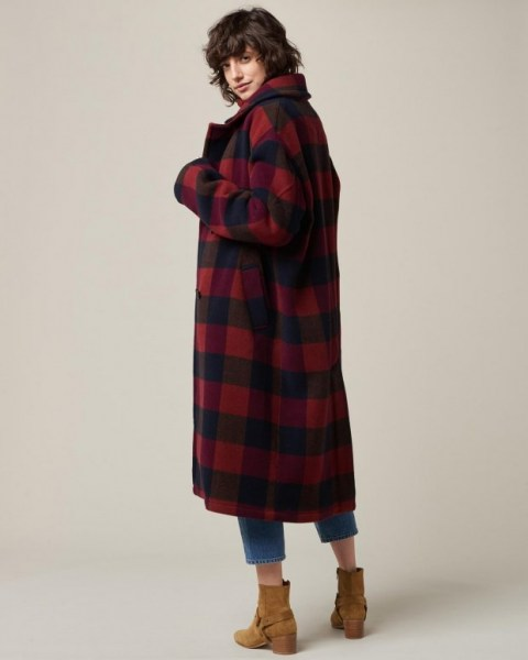 l-appartamento-rimini-sessun-kathyka-coat-checks-red-tartan-cappotto-oversize-2