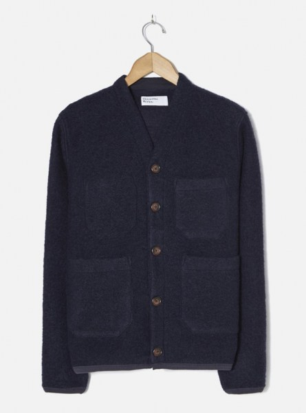l-appartamento-rimini-universal-works-cardigan-wool-fleece-jacket-giacca-check-navy