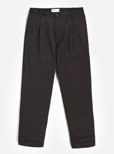 l-appartamento-rimini-universal-works-pleated-pant-black-twill-cotton-nero-pinces