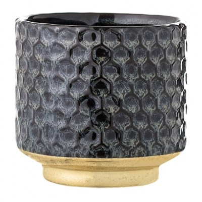 l-appartamento-rimini-vase-vaso-ceramica-blue-oro-gold-brown-bloomingville-design